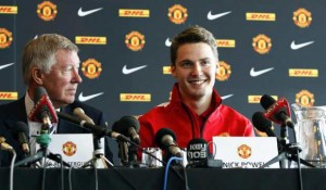 Soccer - Barclays Premier League - Manchester United Press Conference - Old Trafford
